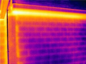termografia tessitura muraria