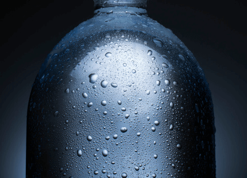 Termografia muffa e condensa gocce di acqua