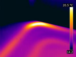 Termografia perdite di acqua - Perdite impianto di riscaldamento