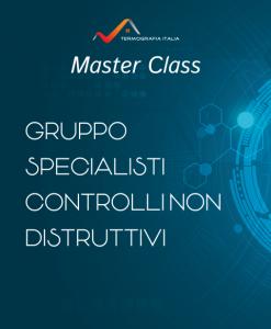 Master class gruppo specialisti Termografia Italia