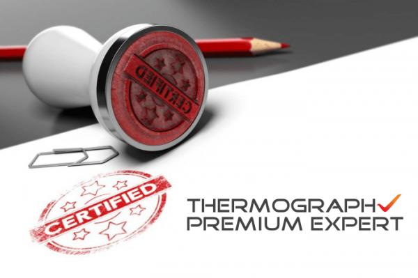 Chi è il Thermography Premium Expert - Certificazione