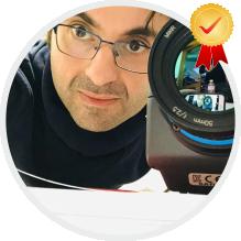 Mario Grimaudo - Operatore termografico
