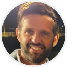 Antonio Alborino - Operatore termografico