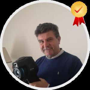 Giuseppe Festa - Operatore termografico