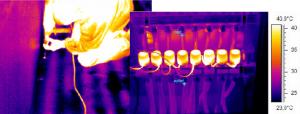 Termografia Sicilia: Analisi degli impianti radianti - Collettore